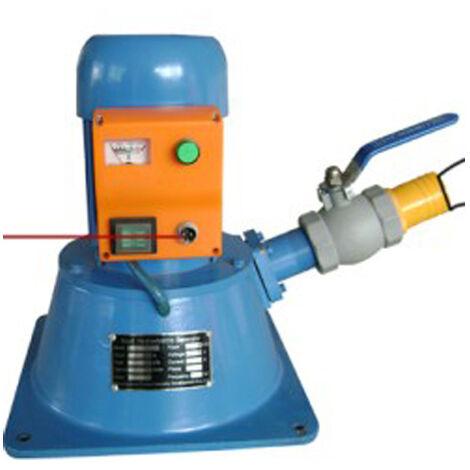 Micro hydro turbine électrique Pelton 500W 220V hautes eaux - Débit 5/7L seconde