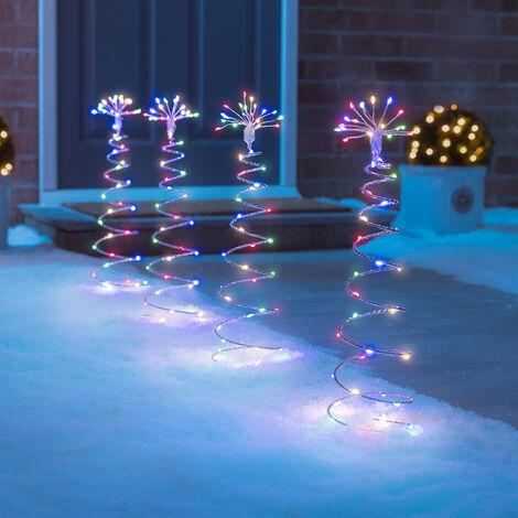 Micro LED Christmas Tree Path Lights