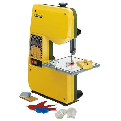 Micro sierra de cinta MBS 240/E Proxxon