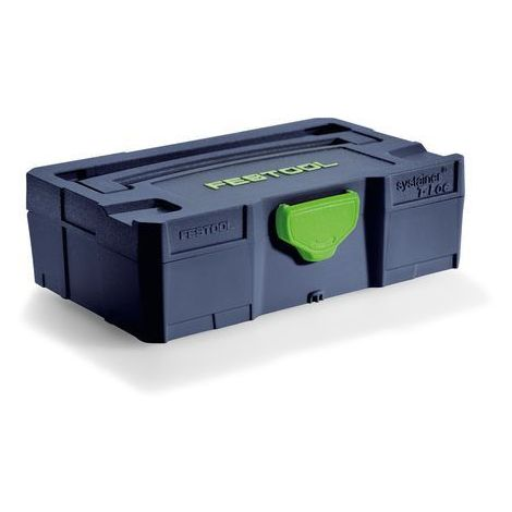 Micro systainer bleu Collection Fan - 204540 - Festool