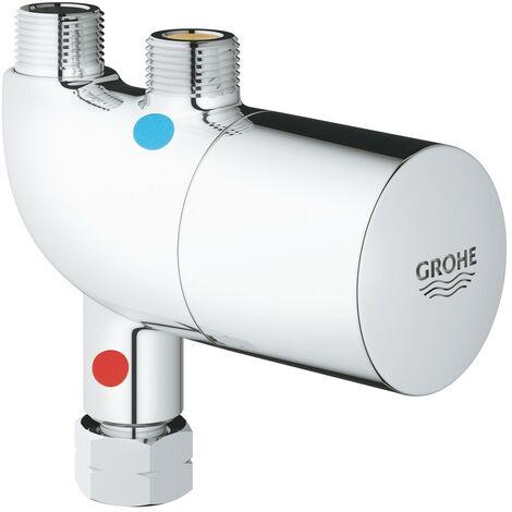 Micro termostato oculto para lavabo/cocina GROHTHERM - GROHE
