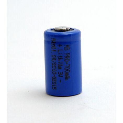 Microbatt - Pile lithium CR2 3V 700mAh
