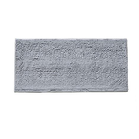 Microfiber Bath Rugs Chenille Carpet Soft Indoor Washable Bathroom Floor Mat