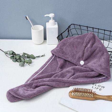 Microfiber Bath Towel Brown