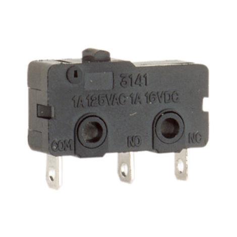 Microinterruptor sin palanca terminales circuito impreso Electro DH 11.500/CI 8430552130665
