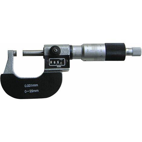 Micromètre extérieur avec compteur 25-50mm MIB MICXT50