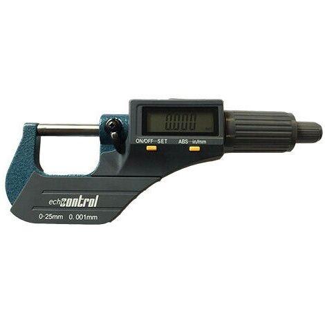 "main image of ""Micrometro spessimetro digitale per esterni 0 - 100mm -SM 20 MD(00-03) -echoENG"""