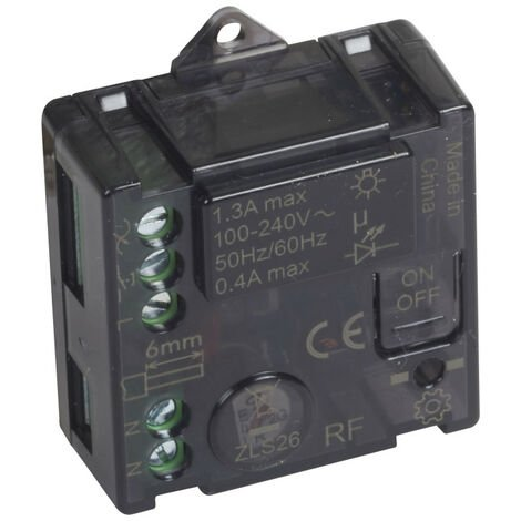 """main image of """"Micromodule pour éclairage connecté installation with Netatmo 300W avec Neutre (064888)"""""""