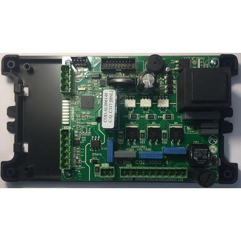 Micronova 14710023 - tarjeta de control I050_4 de pellets estufas