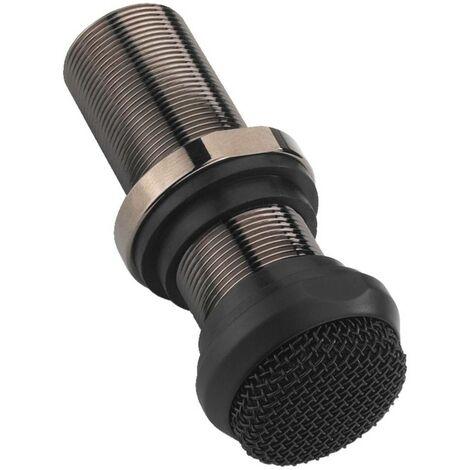 Microphone encastrable Monacor ECM-10/SW ECM-10/SW 1 pc(s)