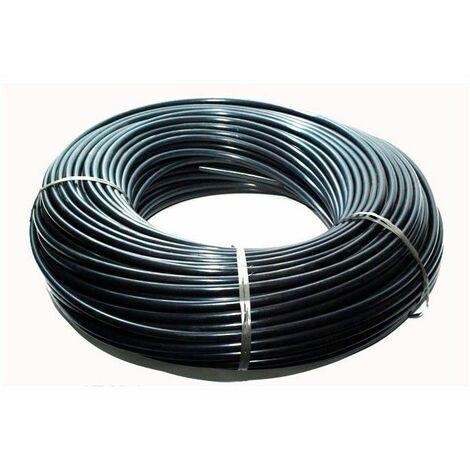 Microtubo de goteo semirigido 4,5 x 6,5 Rollo de 200 metros