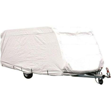 MIDLAND Housse de Protection Pour Caravane 550 cm