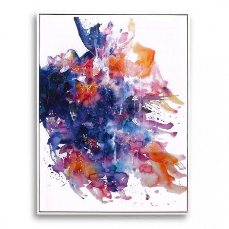 Midnight Wash Framed Print
