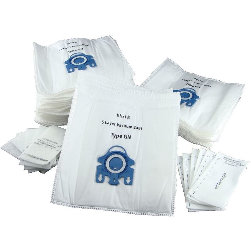 Pack Of 10 Miele S5260 Vacuum Bags Type GN *Free Delivery*