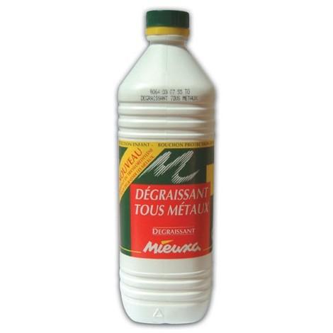 MIEUXA - Dégraissant métaux - 5 L