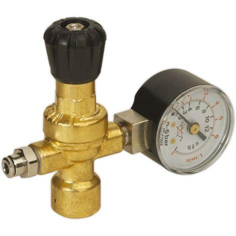 MIG Gas Regulator Disposable Cylinder 1 Gauge