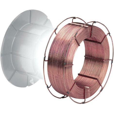 Bobina di filo pieno per acciai al carbonio Lafili  LA//S6N 0,8 mm 16 Kg