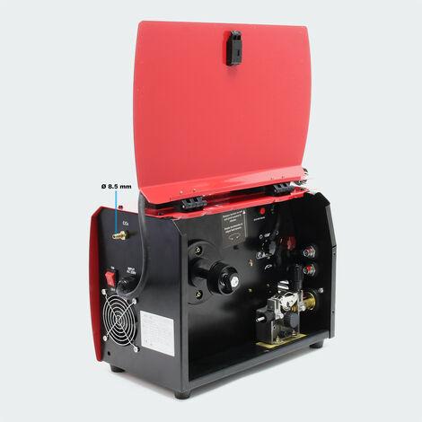 MIG - MAG soldadura máquina mm con 40 a 160 amperios durante 0,6-0,8 Füllraht