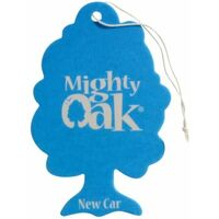 Mighty Oak Air Freshener - New Car (C/PLTB001)