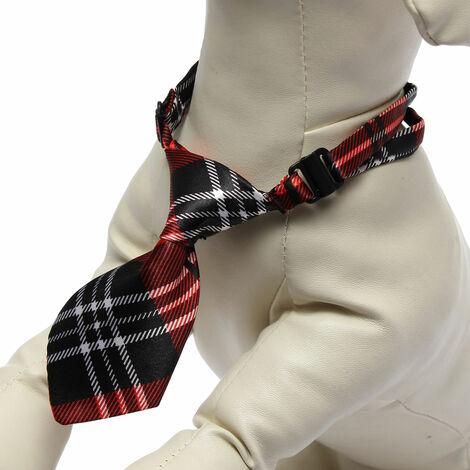 mignon chien chat chiot réglable noeud papillon collier cravate accessoire pour animaux de compagnie 1