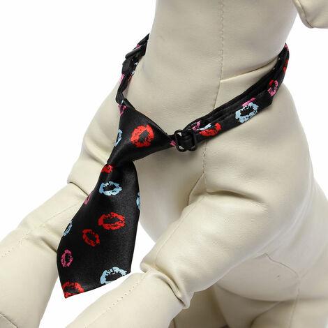mignon chien chat chiot réglable noeud papillon collier cravate accessoire pour animaux de compagnie 11