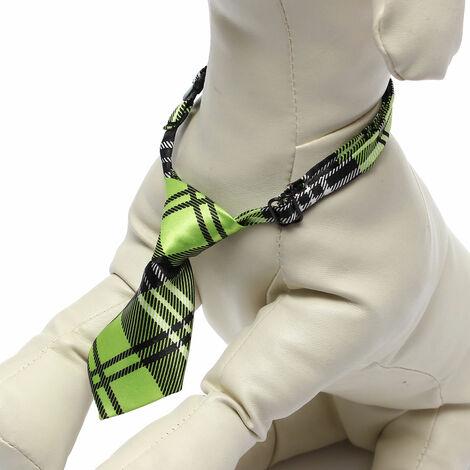 mignon chien chat chiot réglable noeud papillon collier cravate accessoire pour animaux de compagnie 3
