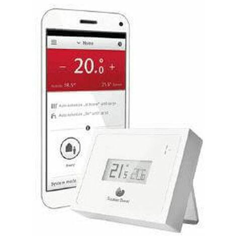 MIGO le thermostat intelligent connecté de chez SAUNIER DUVAL à piloter sur smartphone