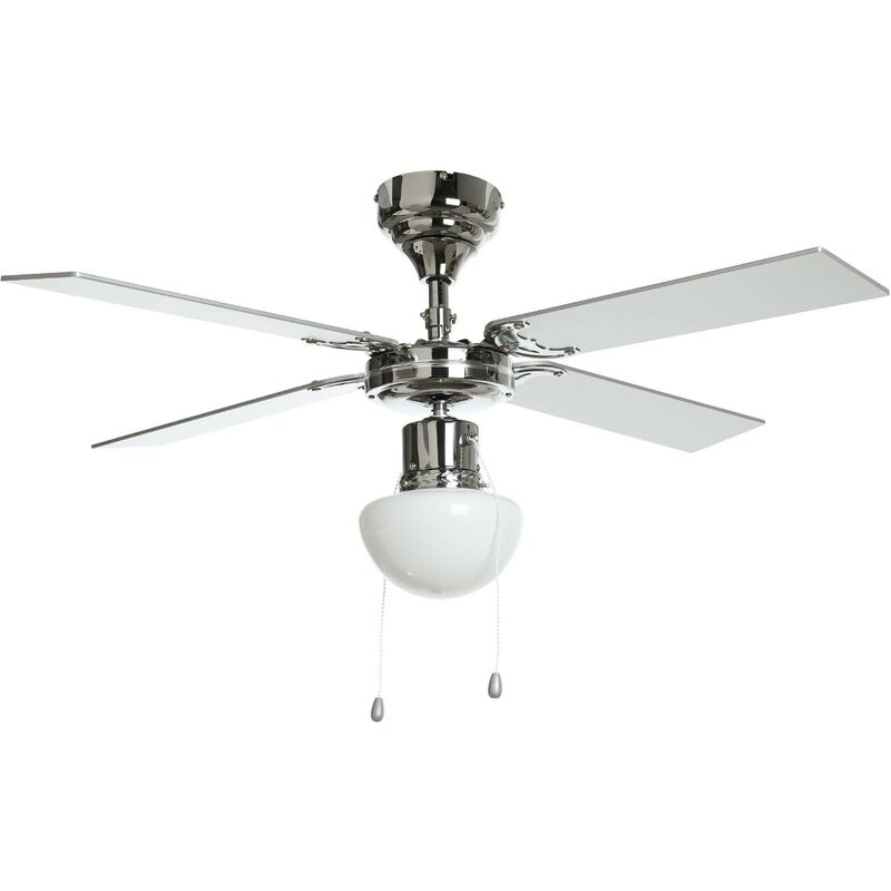 Milana Ceiling Fan With Light E27