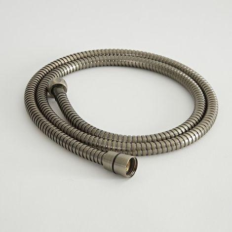 "main image of ""Milano Elizabeth - Traditional 1.5m Brass Shower Hose - Brushed Gold"""