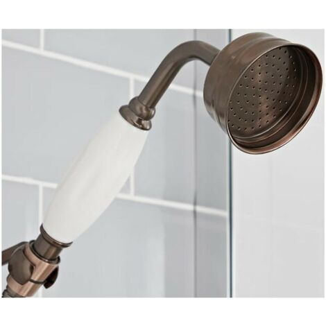 Milano Elizabeth - Traditional Hand Shower Handset - Oil Rubbed Bronze