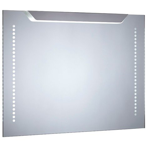 Milano Minho 500 x 700mm 13W LED Bathroom Mirror with Sweep Motion Sensor & Demister - IP44