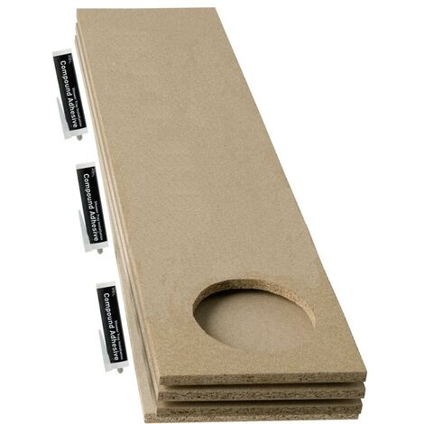 """main image of """"Milano – Universal Shower Tray Baseboard Accessory Kit – Up To 2000mm"""""""