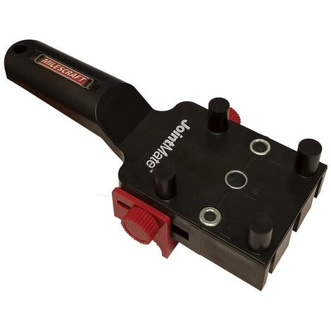 Milescraft Gabarit de perçage - JointMate M-1369 - 6/8/10 mm