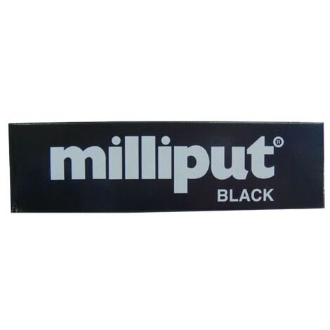 Milliput Black Two Part Epoxy Putty 113.4 Gram