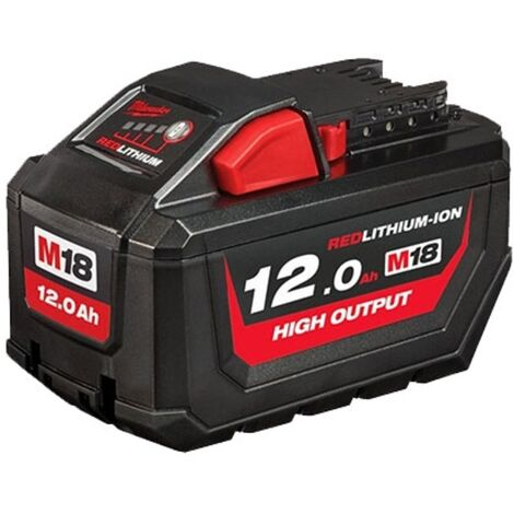 MILWAUKEE 18V 12.0AH BATTERY