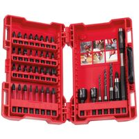 Milwaukee 4932430908 40 Piece Shockwave Impact Driver Bit Set