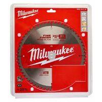 Milwaukee 4932451728 254mm Circular Saw Blade