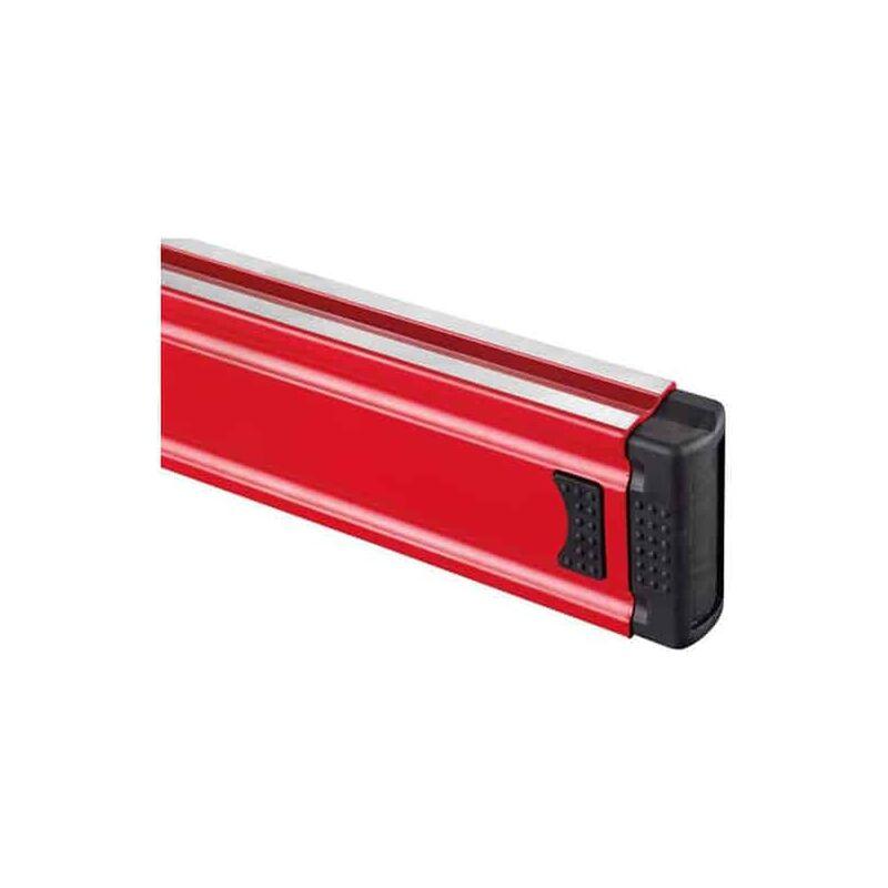/Rouge//Noir Milwaukee 4932459090/40/cm//40,6/cm Redstick Niveau fin/