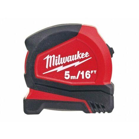 Milwaukee 4932459595 5m Tape Measure Pro C5-16/25