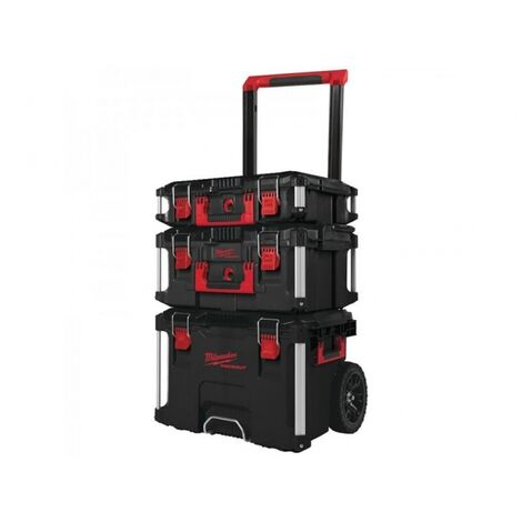 Milwaukee 4932464244 3pc Packout Storage System Set