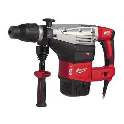 Milwaukee 4933398601 Kango 750S SDS Max Combination Breaking Hammer 1500 Watt 110 Volt