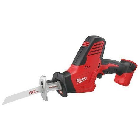 Milwaukee 4933416785 C18 HZ-0 Compact Cordless Hackzall 18 Volt Bare Unit