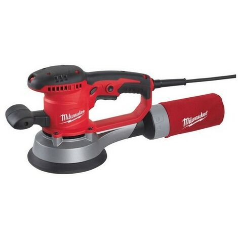 Milwaukee 4933431180 ROS 150E-2 150mm Random Orbital Sander 440 Watt 240 Volt