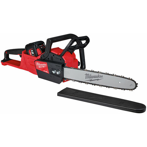 Milwaukee 4933464224 M18 FCHS-121 FUEL Chainsaw 18V 1 x 12.0Ah Li-ion