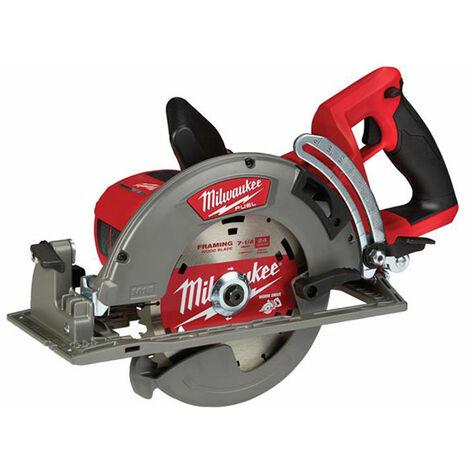 Milwaukee 4933471444 M18 FCSRH66-0 FUEL™ Rear Handle Circular Saw 18V Bare Unit