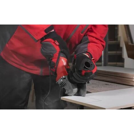 Milwaukee AG 800-125E Meuleuse d'angle - Ø Disque: 125mm - 800W