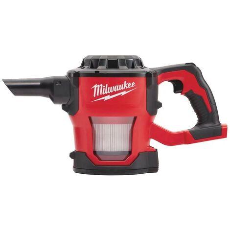 MILWAUKEE Aspirateur sans fil 18V solo M18 CV-0 - 4933459204