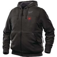 Milwaukee Black M12 HHBL3-0 Sweatshirt Size XL 4933464349 without battery and charger