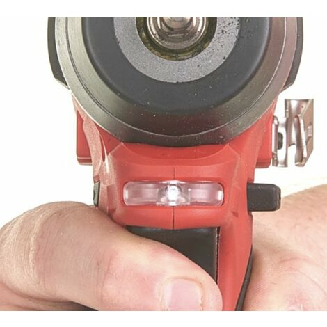 Milwaukee boulonneuse a chocs 1/4 m12 ciw14-0 - 4933440455 solo