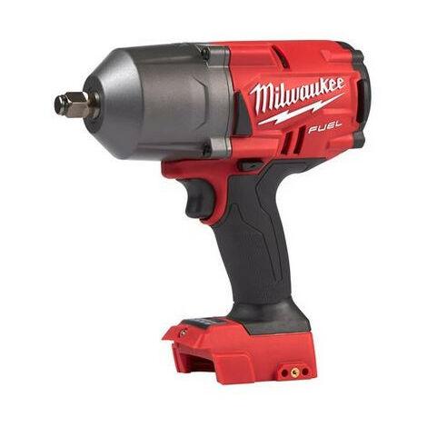 "Milwaukee - Boulonneuse à chocs FUEL 18 V Li-Ion sans batterie ni chargeur 1356 Nm 1/2"" avec fixation O'Ring - M18 FHIWF12-0X"